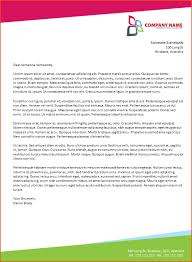 Microsoft Business Letter Templates Microsoft Business Letter Template 6 Microsoft Word Business Letter