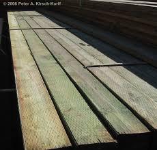 pressure treated wood beams for framing