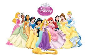 Coloriage Princesses Disney Imprimer