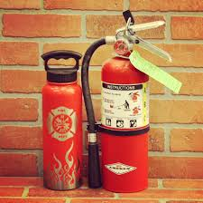 firefighter gifts fireman fireman gift firefighter gifts fiftyfifty water bottle 40oz water bottle fireman fireman gift workout fitness flames