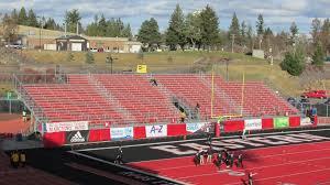 Eastern Washington Football Seating Chart Roos Field Eastern Washington Eagles Stadium Journey