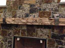 reclaimed wood fireplace mantels top fireplaces within mantel idea 5
