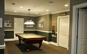 image of awesome basement wall paneling