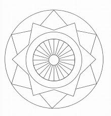 Small Picture Easy Geometric Coloring Pages AZ Coloring Pages in Easy Geometric