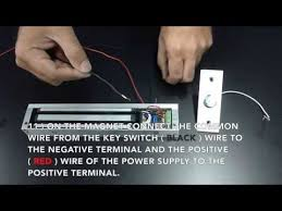 vote no on magnetic lock electromagnetic maglock installa wireless entry pawn shop magnetic lock kit wiring instructions