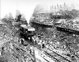 construcci atilde sup n del canal de panam atilde iexcl canal construction of the canal