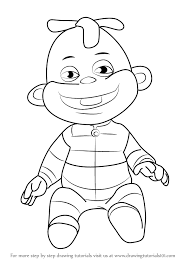 Small Picture Zeke Sid The Science Kid Coloring Page Coloring Home