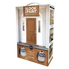 wooden front doors. Giani Red Oak Wood Look Kit For Front Doors Wooden