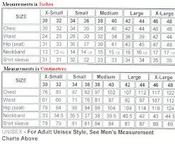 Unique Clothing Size Chart Michaelkorsph Me
