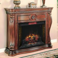 image of infrared fireplace wall mount