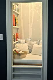 I'm really liking this closet idea for a book room! awesome! #readingnooks  #raisingreaders www.raisingreaders.org | Libraries | Pinterest | Room,  Books and ...