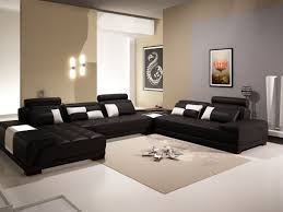 black furniture decor. Image Of: Cool Black Living Room Furniture Decorating Ideas Decor
