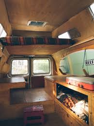 Converted Vans Diy Van Conversion With Loft Bed Diy Van Conversion Pinterest