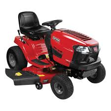 craftsman lawn tractor attachments. craftsman briggs \u0026 stratton 46 in. 540 cc 19 hp riding lawnmower (07220374) lawn tractor attachments s