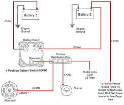 battery isolator switch wiring diagram wiring diagram vole sensitive relay boat wiring easy to install ezacdc automotive battery isolator wiring diagram image source