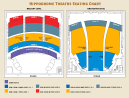 Seating Chart Hippodrome Baltimore Md Hippodrome Theatre Seating Chart Nine West Shoe Stores