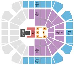 Hillsong United Seating Chart Interactive Seating Chart