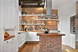 country style kitchen furniture. Rustic Country Style Kitchen With Brick Wall Country Style Kitchen Furniture I