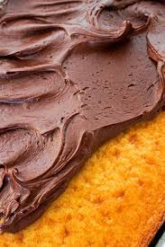 Homemade Chocolate Frosting Recipe Bunnys Warm Oven