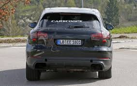 2018 porsche cayenne gts.  porsche 2018 porsche cayenne gts scoop says nein to buttons for  cayenne39s cabin on porsche cayenne gts