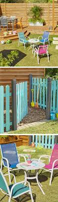 The Best Painted Outdoor Furniture Ideas On Pinterest Cable
