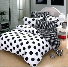 black white duvet cover polka dot queen comforter sets polka dot comforter black and white duvet