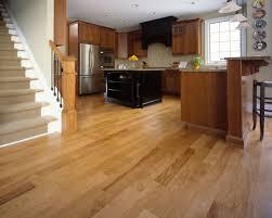 Wooden Kitchen Floor Some Rustic Modern Kitchen Floor Ideas Furniture Home Design