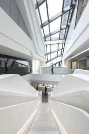 The Jockey Club Innovation Tower - Zaha Hadid Architects (Zaha Hadid,  Patrik Schumacher)