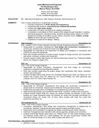 Engineering Resume Templates Resume Sample Professional Organizations Copy Mechanical Engineer 41