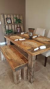 dining set bench style. best 25+ dining table with bench ideas on pinterest | kitchen bench, farm and set style