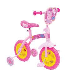 Peppa Pig Bedroom Accessories Peppa Pig My First 2 In 1 Training Bike