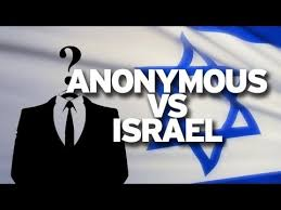 hacker anonymous serang israel 7 april 2013