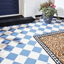 victorian border tiles