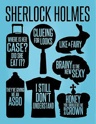 Sherlock Quotes Delectable Sherlock Quotes Posters By Cucumberpatchx Redbubble