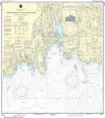 Noaa Nautical Chart 13211 North Shore Of Long Island Sound Niantic Bay And Vicinity