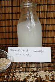 how to use rice water for gorgeous hair