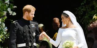 Image result for harry and meghan wedding pics
