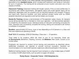 Download Forklift Operator Resume Haadyaooverbayresort Com