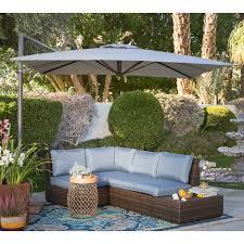 square offset patio umbrella hayneedle