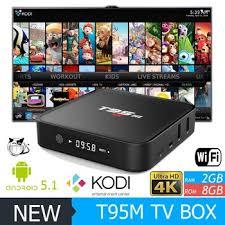 tv box t95m. high quality android tv box 2gb ram 8gb rom t95m smart download user manual e