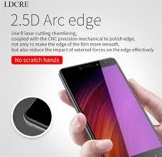 <b>2PCS</b> for Meizu M9 Note Glass Screen Protector <b>Full Glue Coverage</b> ...