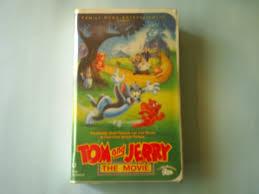 Amazon.com: Tom and Jerry the Movie [VHS]: Richard Kind, Dana Hill, Anndi  McAfee, Tony Jay, Rip Taylor, Henry Gibson, Michael Bell, Ed Gilbert, David  L. Lander, Howard Morris, Sydney Lassick, Raymond McLeod,