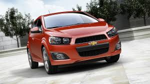 2016 Chevrolet Sonic - Overview - CarGurus