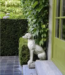 dog garden statue. Sending Out An SOS: Hunting Dog Garden Statues Statue D