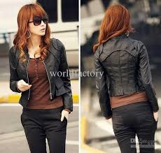 cute leather jackets