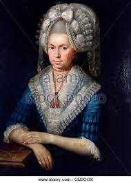 th century w wig stock photos th century w wig stock  old w 18th century stock image