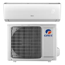 gree livo 9 000 btu 3 4 ton ductless mini split air conditioner with inverter