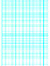 This Semi Logarithmic Or Semi Log Graph Paper With 60 Divisions