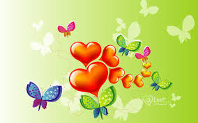 colorful heart wallpapers. Contemporary Wallpapers COLORFUL HEARTS On Colorful Heart Wallpapers A