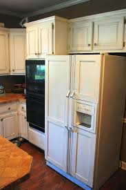 built in refrigerator cabinet. Refrigerator Built In Cabinet Above Fridge Ideas Oven Dimensions I